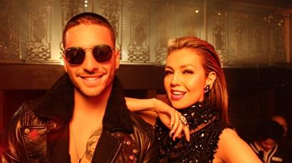 Klippremier: Thalía ft. Maluma – Desde esa noche