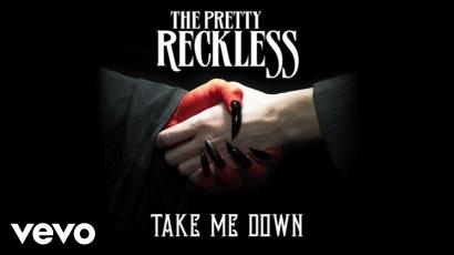 Klippremier: The Pretty Reckless – Take Me Down