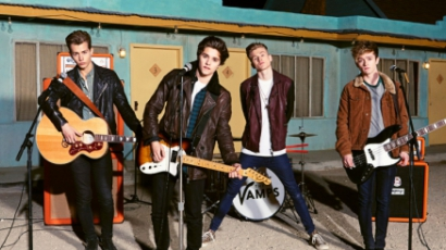 Klippremier: The Vamps ft. Shawn - Oh Cecilia (Breaking My Heart)