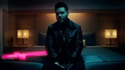 Visszatért! Klippremier: The Weeknd - Starboy