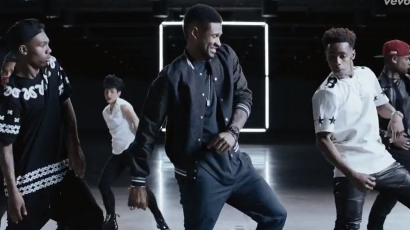 Klippremier: Usher - Good Kisser