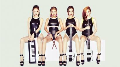 Klippremier: Wonder Girls – I Feel You