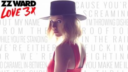 Klippremier: ZZ Ward – LOVE 3X