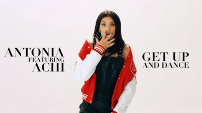Klippremier: Antonia feat. Achi – Get Up And Dance