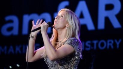 Klippremier: Ellie Goulding — Tessellate
