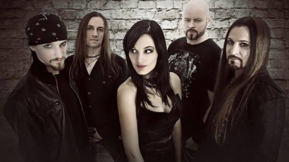 Klippremier: Xandria - Nightfall