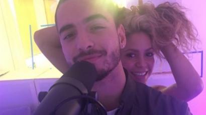 Kolumbiai énekes működik közre Shakira új albumán