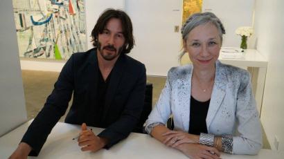 Könyvkiadásra adja a fejét Keanu Reeves