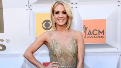 Kórházba került Carrie Underwood