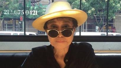 Kórházba került John Lennon özvegye