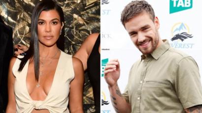 Kourtney Kardashian bármikor igent mondana egy randira Liam Payne-nel