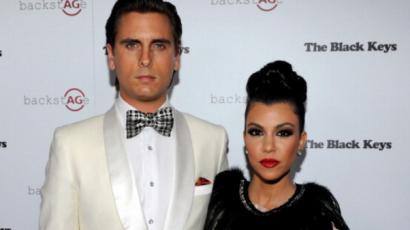 Kourtney Kardashian nemet mondott Scott Disick lánykérési kísérletére