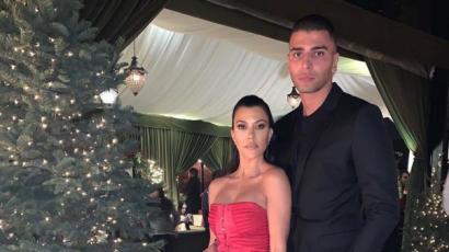 Kourtney Kardashian újra visszatért exéhez
