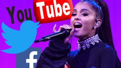 Kövesd velünk élőben Ariana Grande jótékonysági koncertjét