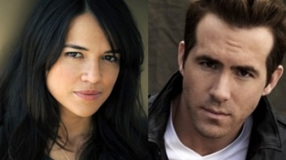 Közös animációban Michelle Rodriguez és Ryan Reynolds