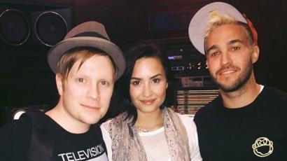 Közös dallal jelentkezik Demi Lovato és a Fall Out Boy