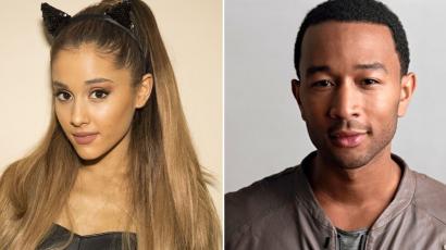 Közös dalon dolgozik Ariana Grande és John Legend