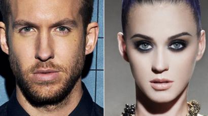 Közös dalon dolgozik Calvin Harris és Katy Perry
