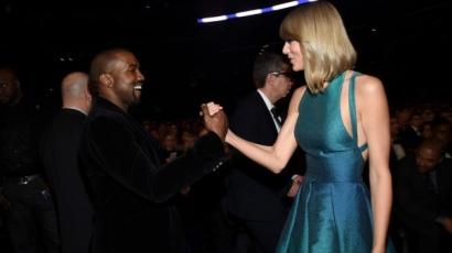Közös dalt tervez Kanye West és Taylor Swift