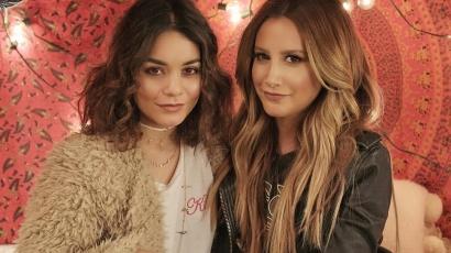 Közös dalt vett fel Vanessa Hudgens és Ashley Tisdale