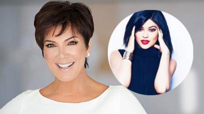 Kris Jenner csalódott Kylie-ban