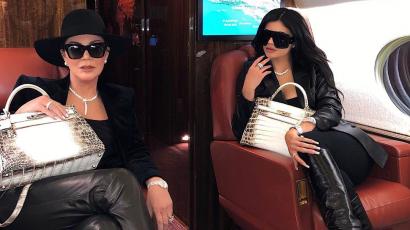 Kris Jenner kipróbálta, milyen Kylie Jenner személyzetének lenni
