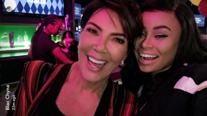 Kris Jenner retteg attól, hogy Blac Chyna kiteregeti a Kardashian-Jenner család titkait