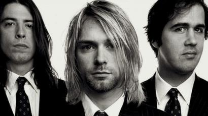 Krist Novoselic és Dave Grohl Kurt Cobainre emlékeztek