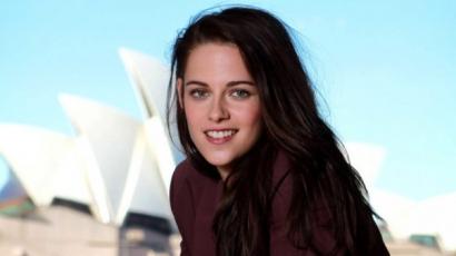 """Kristen Stewart: """"Undorító volt az első csókom"""""""