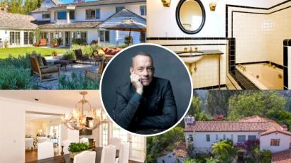 Kukkants be Tom Hanks otthonaiba!