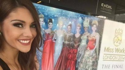Kulcsár Edina a második legszebb nő a világon