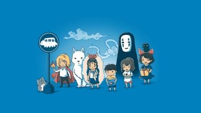 Íme a különbség a Studio Ghibli filmek és a valóság között