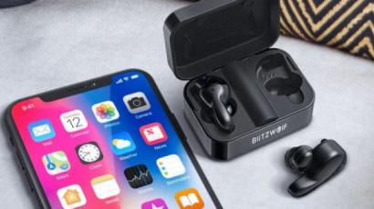 Kütyüteszt: Blitzwolf BW-FYE1 vezeték nélküli fülhallgató