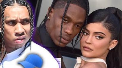 Kylie Jenner exénél keres vigaszt?