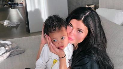 Kylie Jenner kislánya kórházba került, de már jól van