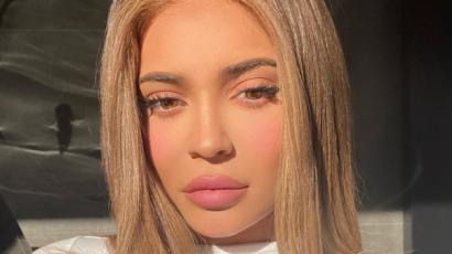 Kylie Jenner rendezett magának egy saját lesifotózást?