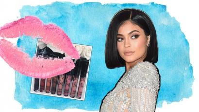 Nagylelkű lépést tett Kylie Jenner új folyékony rúzsával