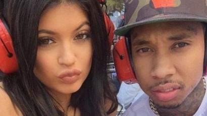 Kylie Jennerrel érkezett Magyarországra Tyga