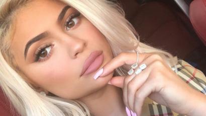 Kylie Jennert eljegyezték?