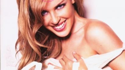Kylie Minogue új klipje