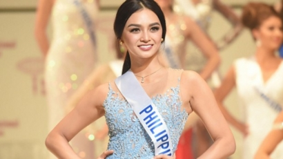 Kylie Verzosa lett a 2016-os Miss International