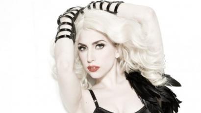 """Lady Gaga: """"A következő Iron Maiden akarok lenni"""""""