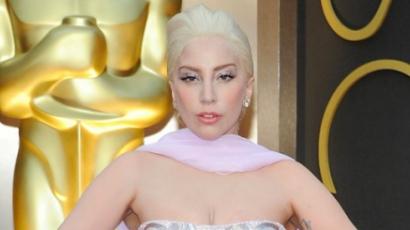 Lady Gaga beteg gyerekeket lepett meg
