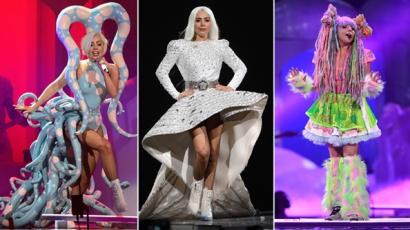 Lady Gaga fergeteges koncertet adott Bécsben