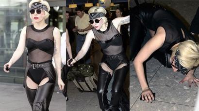 Lady Gaga hatalmasat zakózott