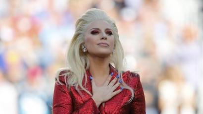 Lady Gaga himnusza tarolt az idei Super Bowlon
