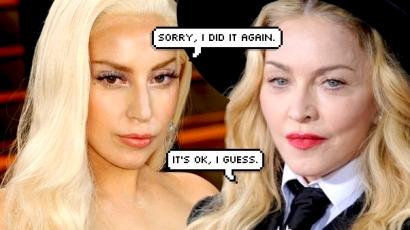 Lady Gaga ismét Madonnától nyúlt?