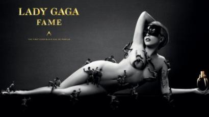 Lady Gaga ledobta ruháit