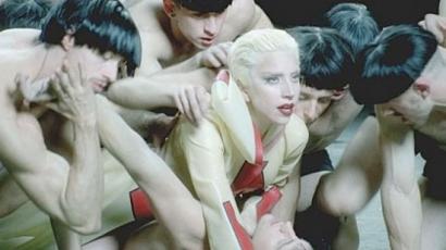 Megjelent Lady Gaga legújabb klipje