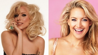 Lady Gaga letapizta Kate Hudsont